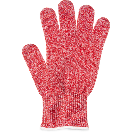 SG10-RD-L - GLOVE SPECTRA RED LARGE