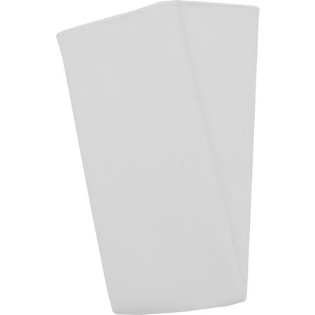 "54411717NM010 - Market Place Linens Napkin 17"" x 17"" - White"