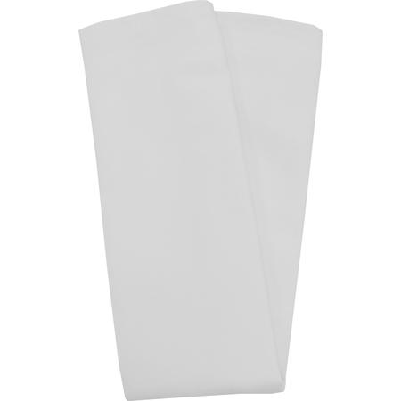 "54412020NH010 - Market Place Linens Napkin 20"" x 20"" - White"