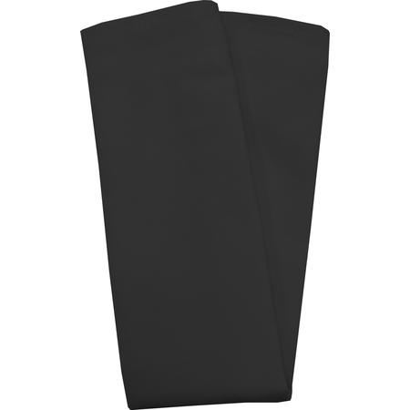 """54412020NH014 - Market Place Linens Napkin 20"""" x 20"""" - Black"""