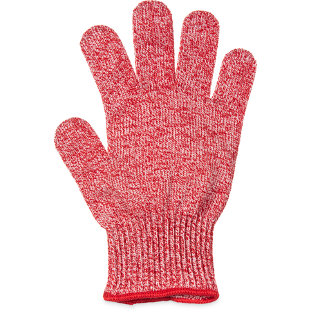 SG10-RD-S - GLOVE SPECTRA RED SMALL