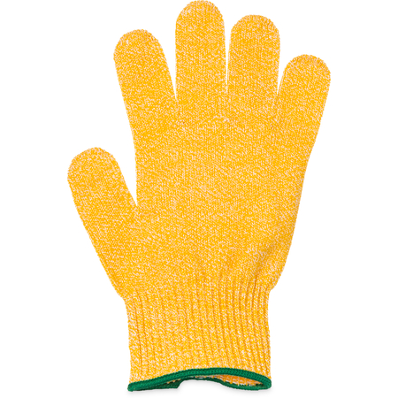 SG10-Y-M - GLOVE SPECTRA YELLOW MEDIUM