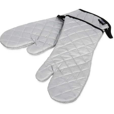 801SG17 - OVEN MITTS SILICONE 17 IN