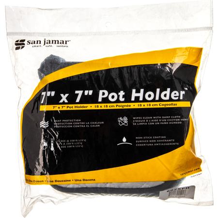 802SPH - POTHOLDER 7 IN SILICONE