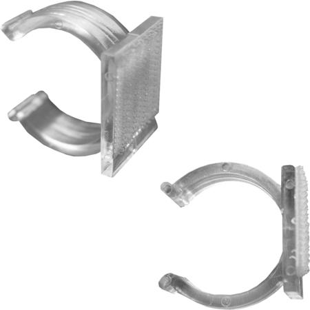 GV25 - Snap Drape® GV Table Skirting Clips - Clear