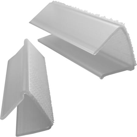 WV25 - Snap Drape® WV Table Skirting Clips (25/pk) - Clear