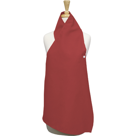 """54482534DS001 - Dining Scarf 34"""" x 25"""" - Red"""