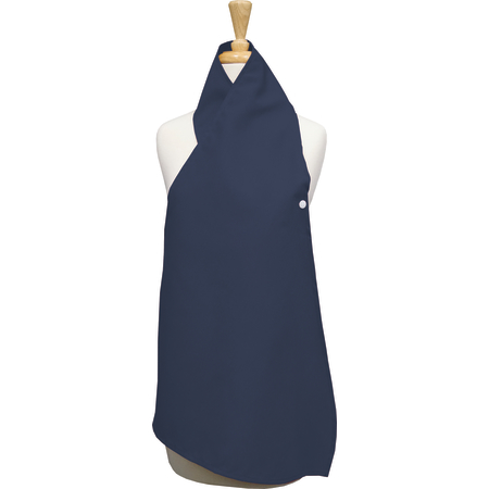 """54482534DS011 - Dining Scarf 34"""" x 25"""" - Navy"""