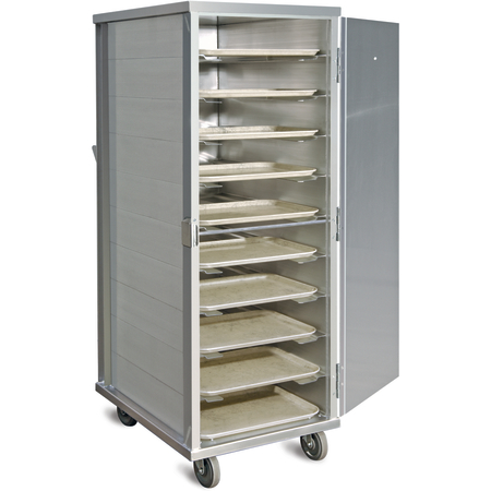 DXPAL1T1D8 - ALUMINUM CART 1 TRAY 1 DOOR 8