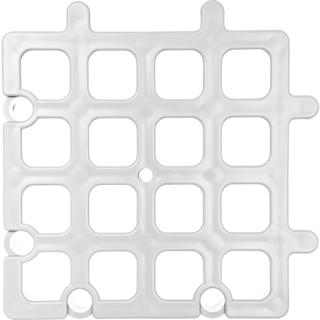 "271023 - Floor Rack System 12"" x 12"" - Gray"