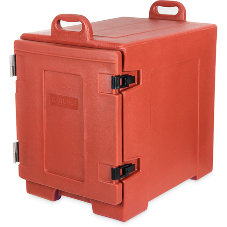 PC300N95 - Cateraide™ Insulated Front Loading Food Pan Carrier 5 Pan Capacity - Brick