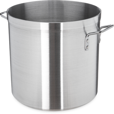 61240 - Standard Weight Stock Pot 40 qt - Aluminum