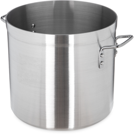 61224 - Standard Weight Stock Pot 24 qt - Aluminum