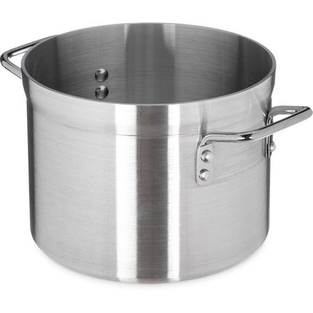 61210 - Standard Weight Stock Pot 10 qt - Aluminum