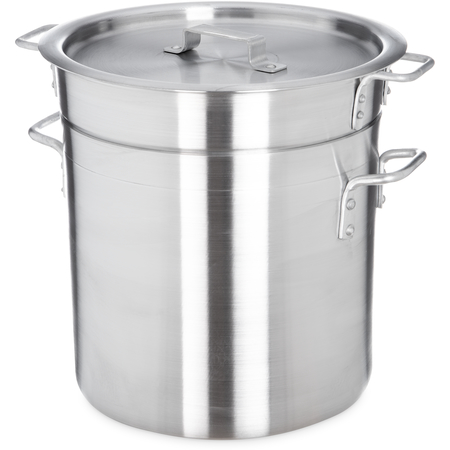 60934 - Double Boiler w/ Insert 18 qt - Aluminum