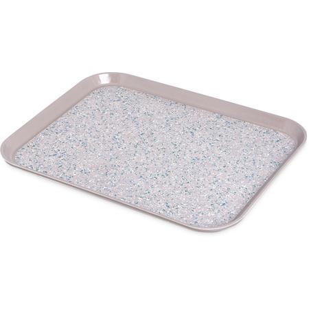 "DXSMC1418NSM31 - Glasteel™ Marble Non-Skid Tray 14"" x 18"" (12/cs) - Latte"