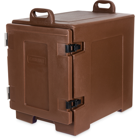 PC300N01 - Cateraide™ Insulated Front Loading Food Pan Carrier 5 Pan Capacity - Brown