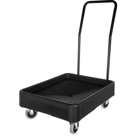 XDL3000H03 - Cateraide™ Dolly with Handle (For XDL3000H) - Black
