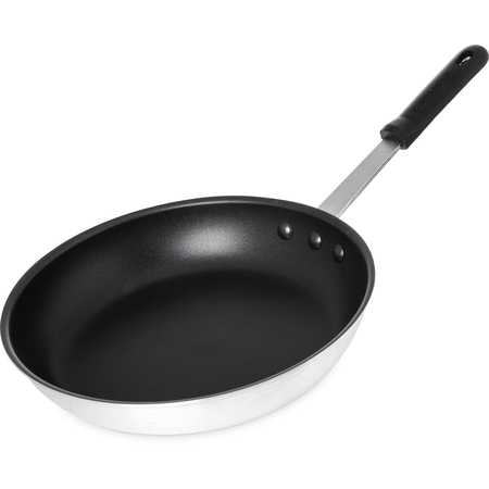 "60912XRS - Excalibur® Fry Pan With Removable Dura-Kool Handle 12"" - Aluminum"