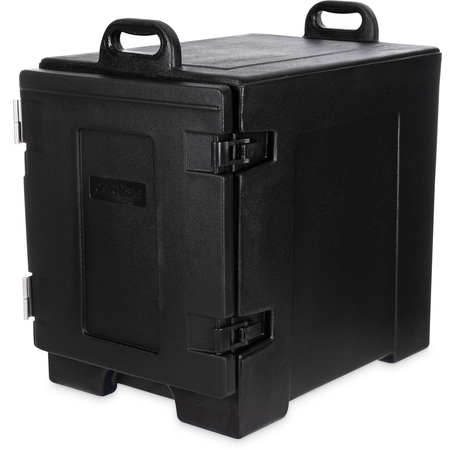 PC300N03 - Cateraide™ Insulated Front Loading Food Pan Carrier 5 Pan Capacity - Black
