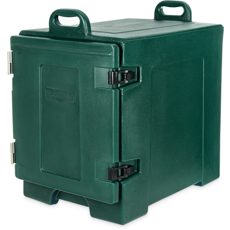 PC300N08 - Cateraide™ Insulated Front Loading Food Pan Carrier 5 Pan Capacity - Forest Green