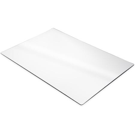"SMR162423 - MirAcryl™ Rectangle Tray 23-3/4"" x 15-3/4"" - Mirrored"