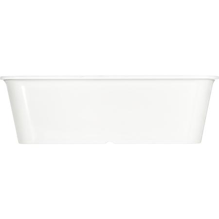 "5554237 - Balsam™ Third Size Pan 4"" Deep - Bavarian Cream"