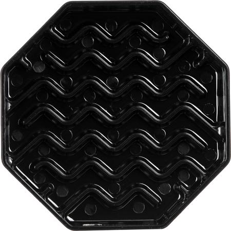"1103003 - NeWave™ Octagon Drip Tray 4"" - Black"