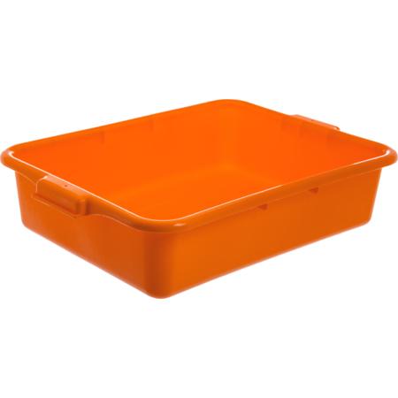 "N4401024 - Comfort Curve™ Tote Box 20"" x 15"" x 5"" - Orange"