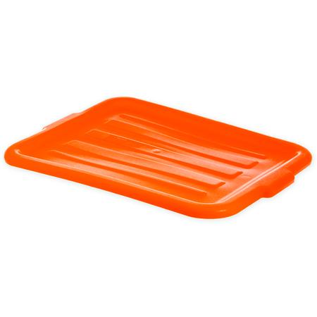 "N4401224 - Comfort Curve™ Tote Box Universal Lid 15"" x 20"" x 1"" - Orange"
