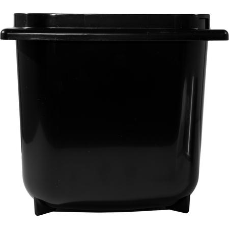 38508 - Fountain Jar 2.5 qt - Black