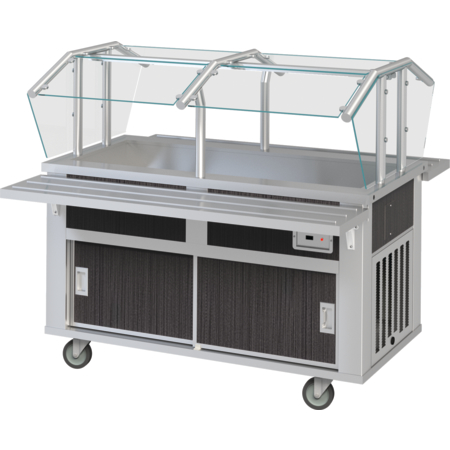 "DXP2CM - DineXpress® Cold Food Counter 35"" L x 30"" W x 36"" H - Stainless Steel"