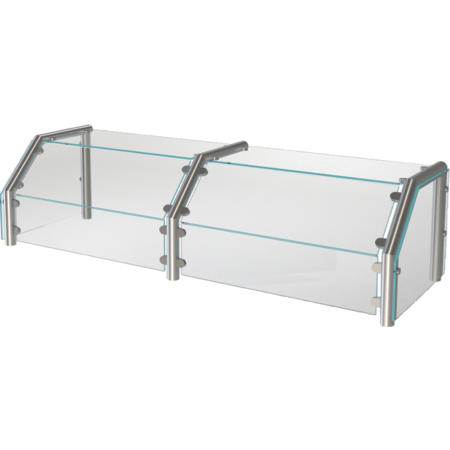 DXPCPGC5 - DineXpress® Classic Cafeteria Guard - 5 Well