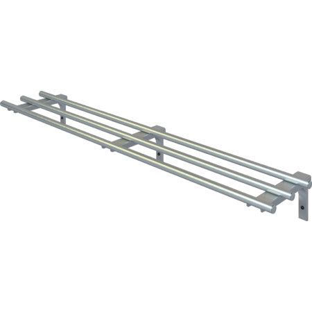 DXP3BTS5 - 3-Bar Tray Slide - 5 Well