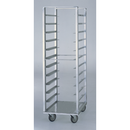 DXP618 - Angle Rack, Roll-In - Aluminum