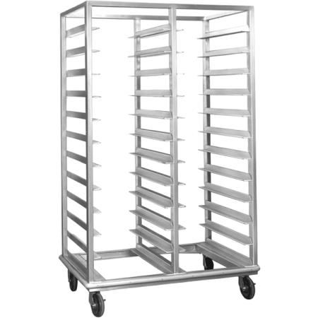 DXP2A72182640 - Angle Guide Rack - Aluminum