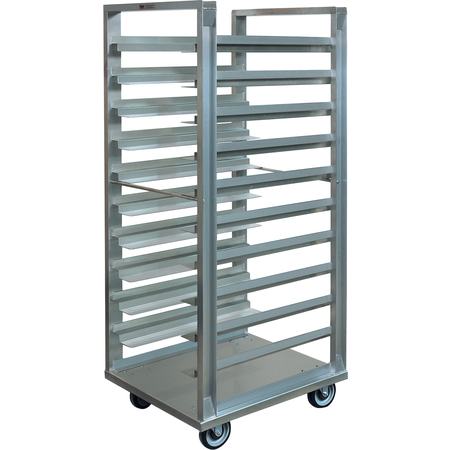DXPR618U - Universal Rack - Roll-In - Aluminum