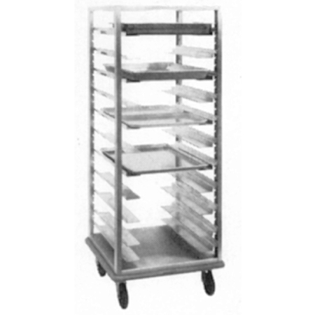 DXPRIU5810 - Universal Guide Rack - Roll-In - Aluminum