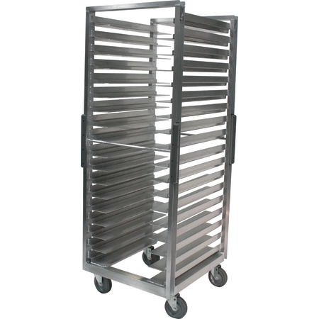 DXPUW6618 - Universal Wide Angle Rack - Aluminum