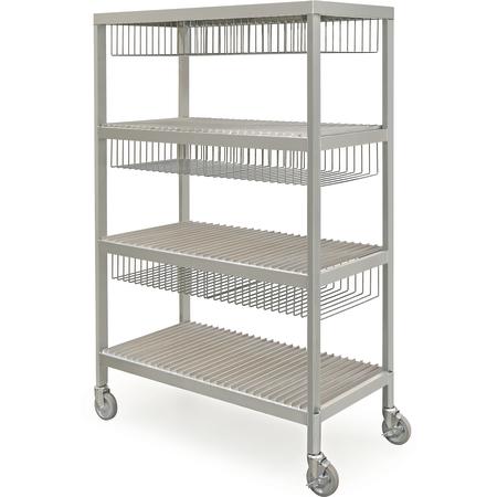 DXPMPR604M - Transport & Tray Drying Rack - Aluminum