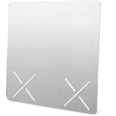 """2424CS07 - Checkout Shield 24"""" x 24"""" - Clear"""