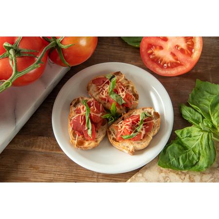 """4385637 - Dayton™ Melamine Bread & Butter Plate 5.5"""" - Bavarian Cream"""