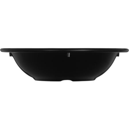 4386403 - Dayton™ Melamine Grapefruit Bowl 10 oz - Black