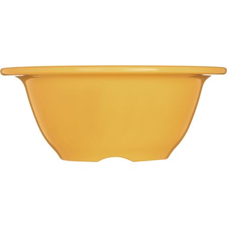 3303822 - Sierrus™ Melamine Rimmed Nappie Bowl 10 oz - Honey Yellow