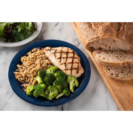 "4350135 - Dallas Ware® Melamine Dinner Plate 9"" - Café Blue"