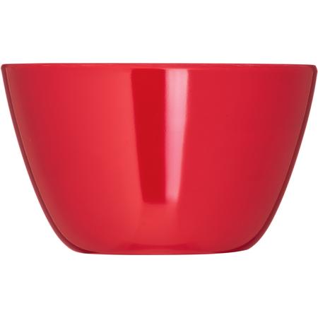 KL35005 - Kingline™ Melamine Bouillon Cup Bowl 8 oz - Red