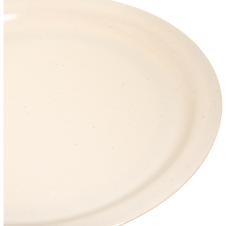 "KL20070 - Kingline™ Melamine Dinner Plate 9"" - Adobe"