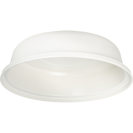 91065202 - Polyglass Plate Cover 10-1/8 to 10-3/8  - Bone