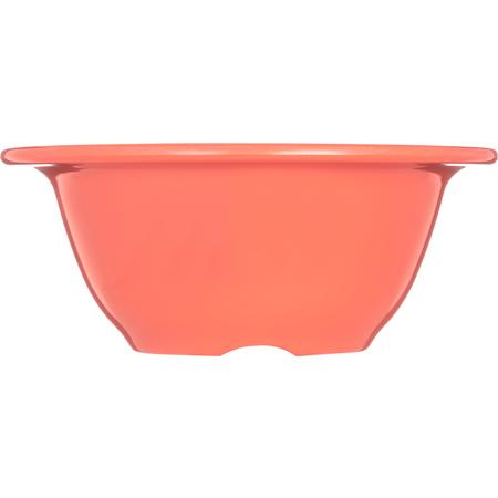 3303852 - Sierrus™ Melamine Rimmed Nappie Bowl 10 oz - Sunset Orange