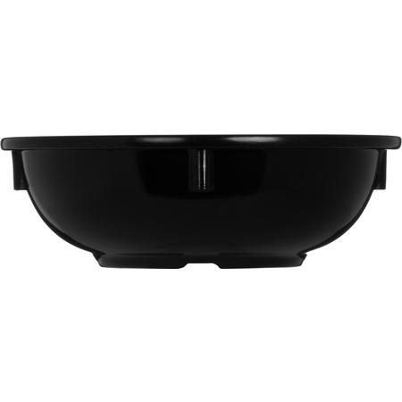 KL11803 - Kingline™ Melamine Nappie Bowl 10 oz - Black